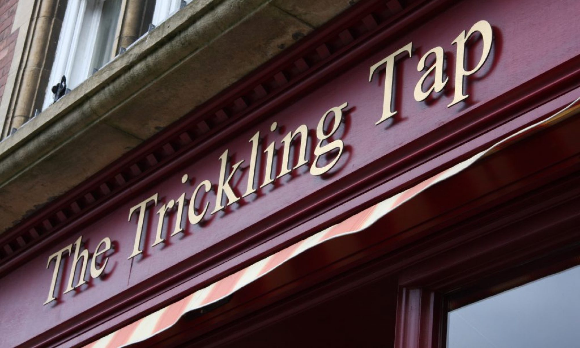 The Trickling Tap